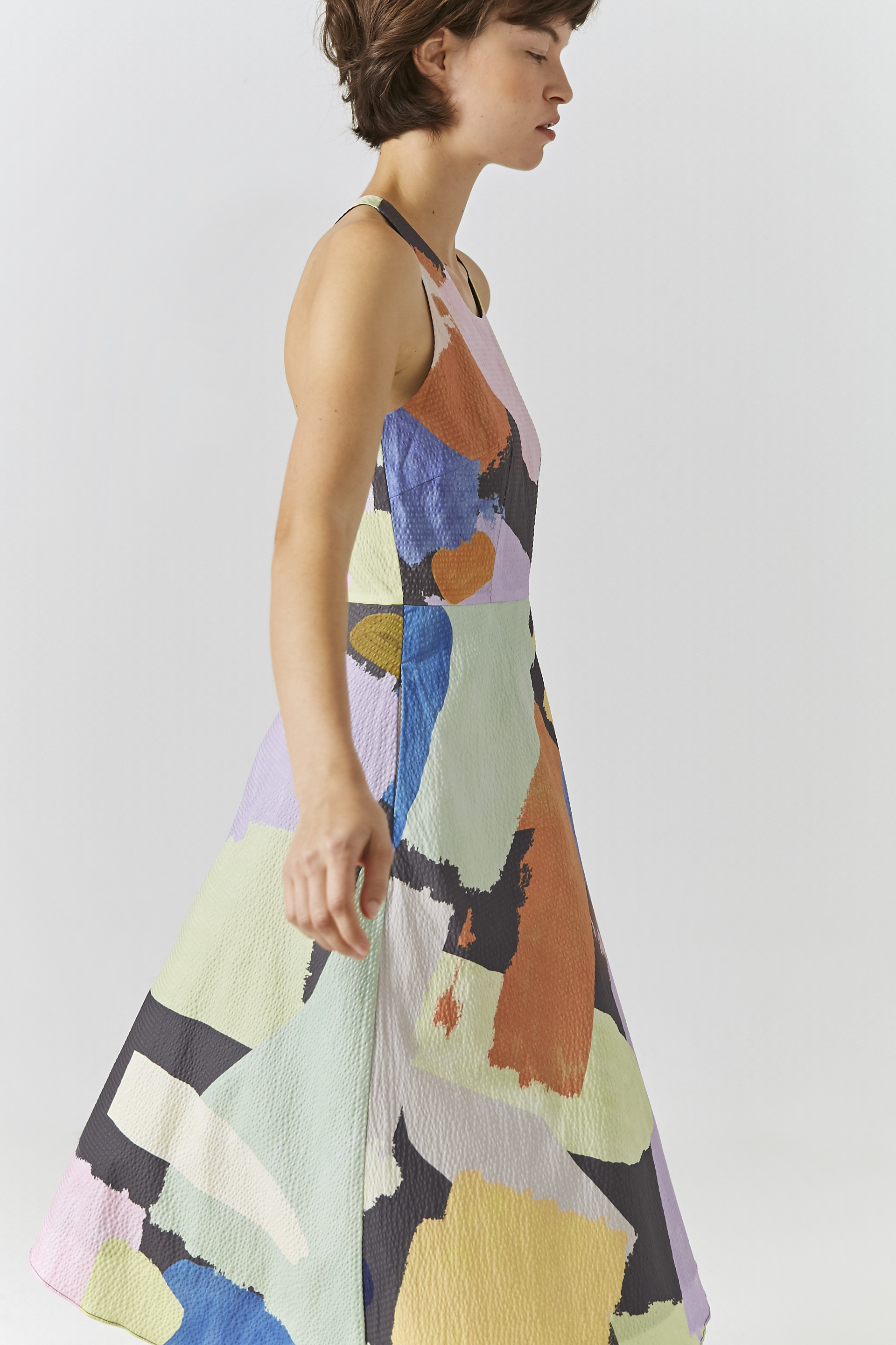 Lightyear T-Back Midi Dress