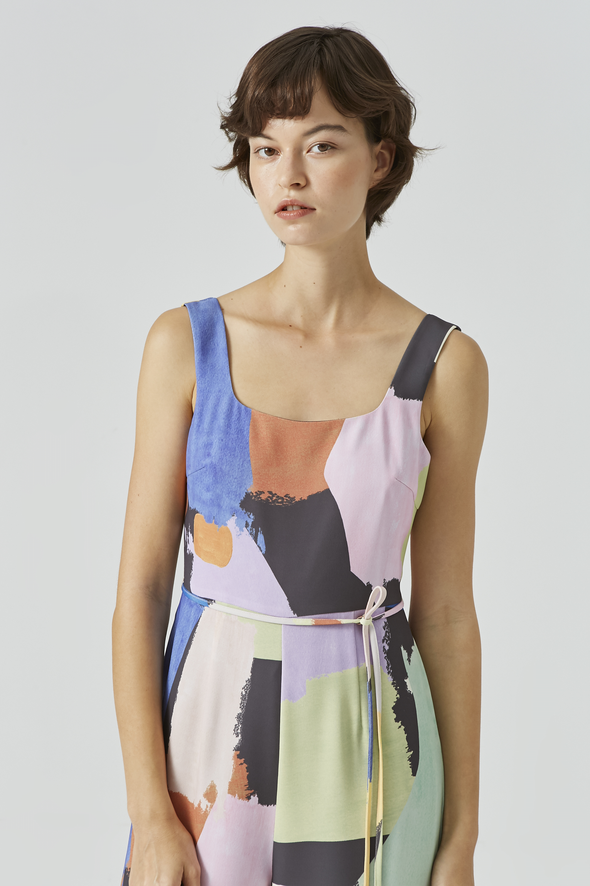 Lightyear Square-Neck Jumpsuit