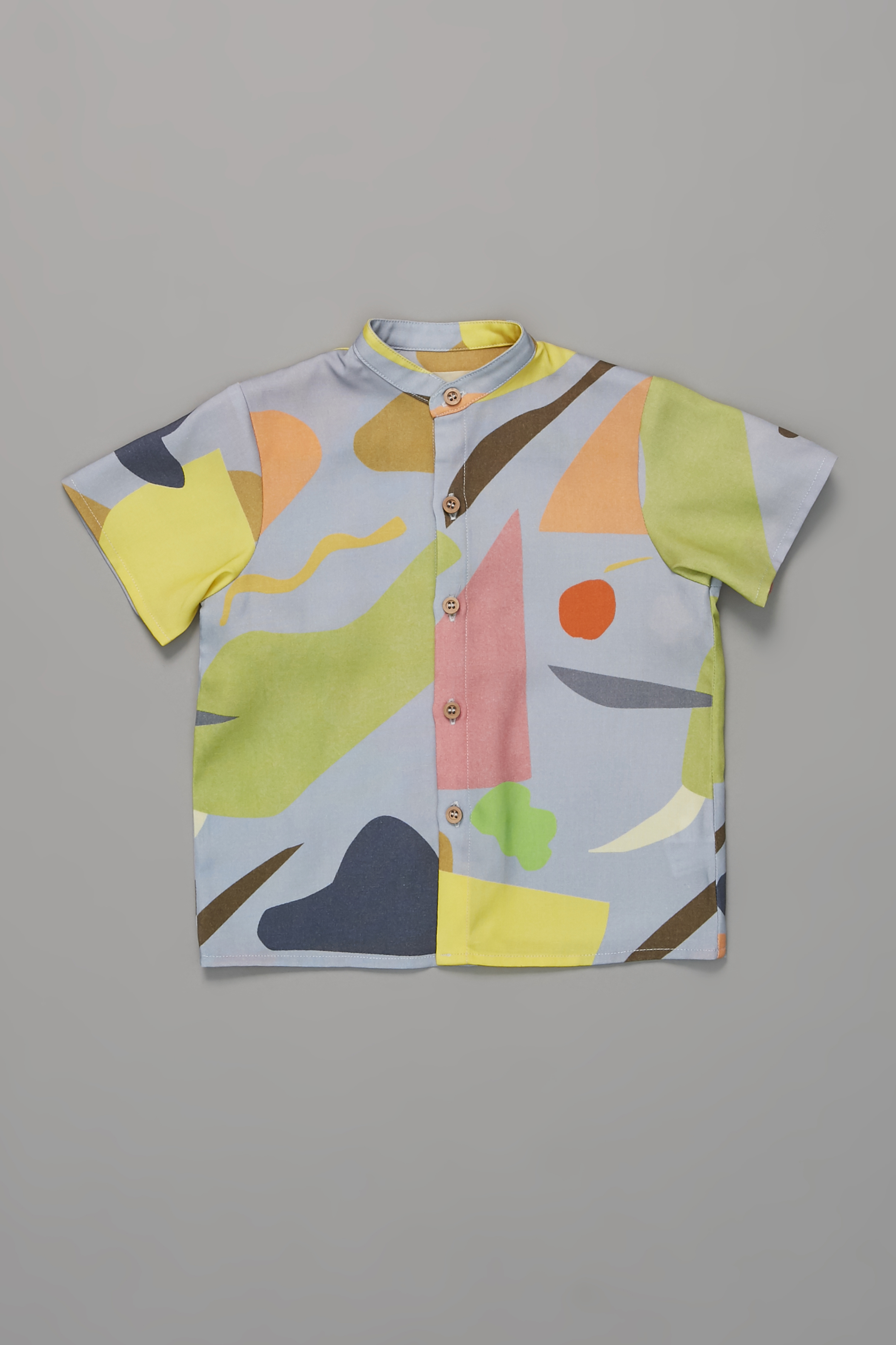 Splendour Viscose Boy's Shirt