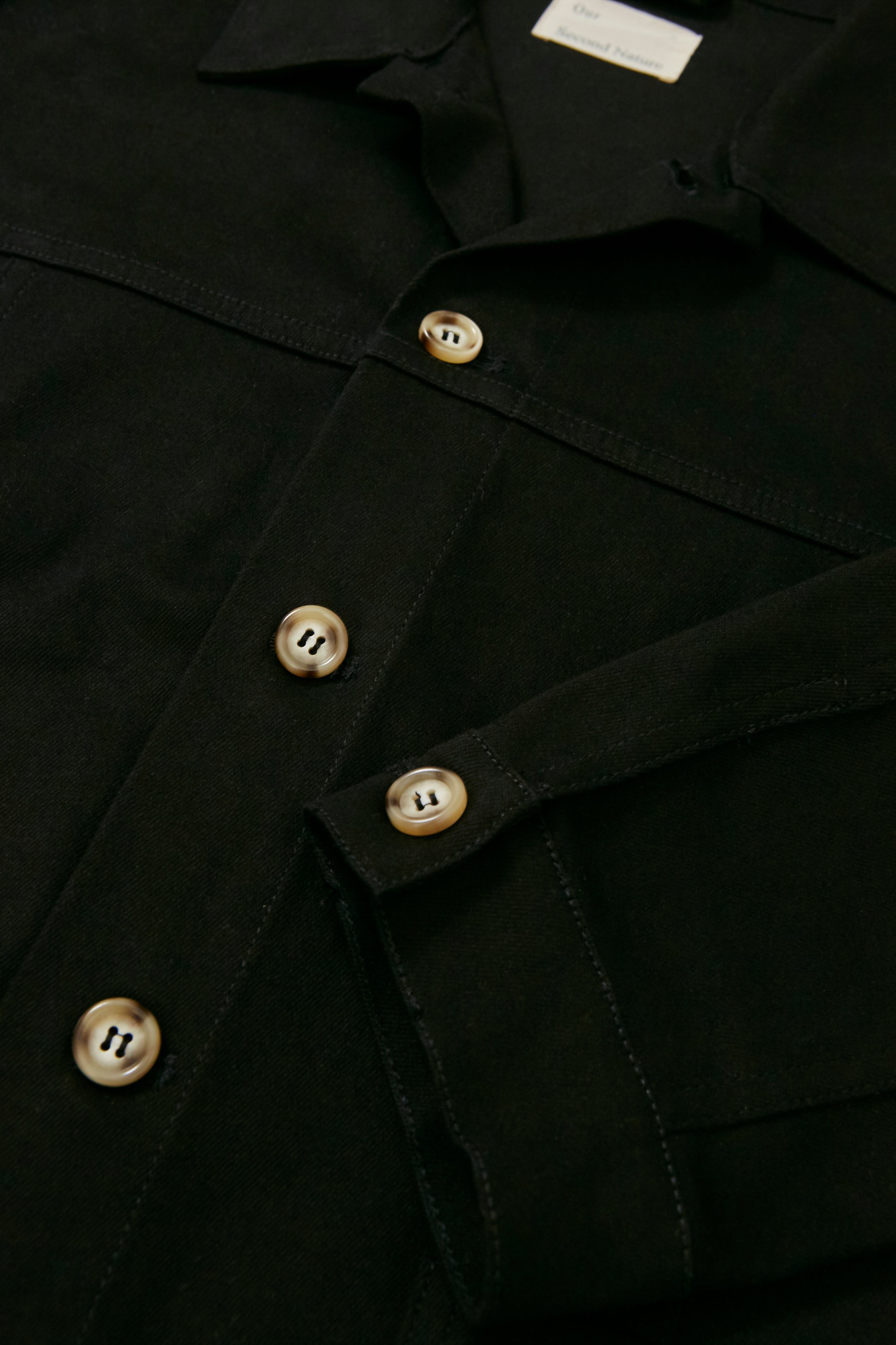 Relaxed Fit Cotton Jacket