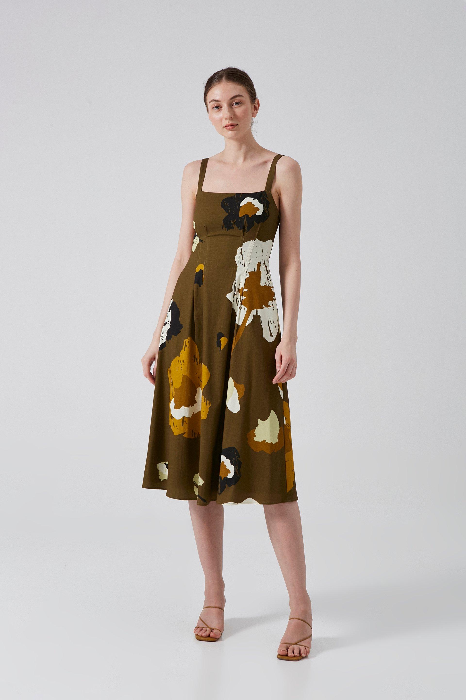 Fieldnotes Cotton Midi Dress