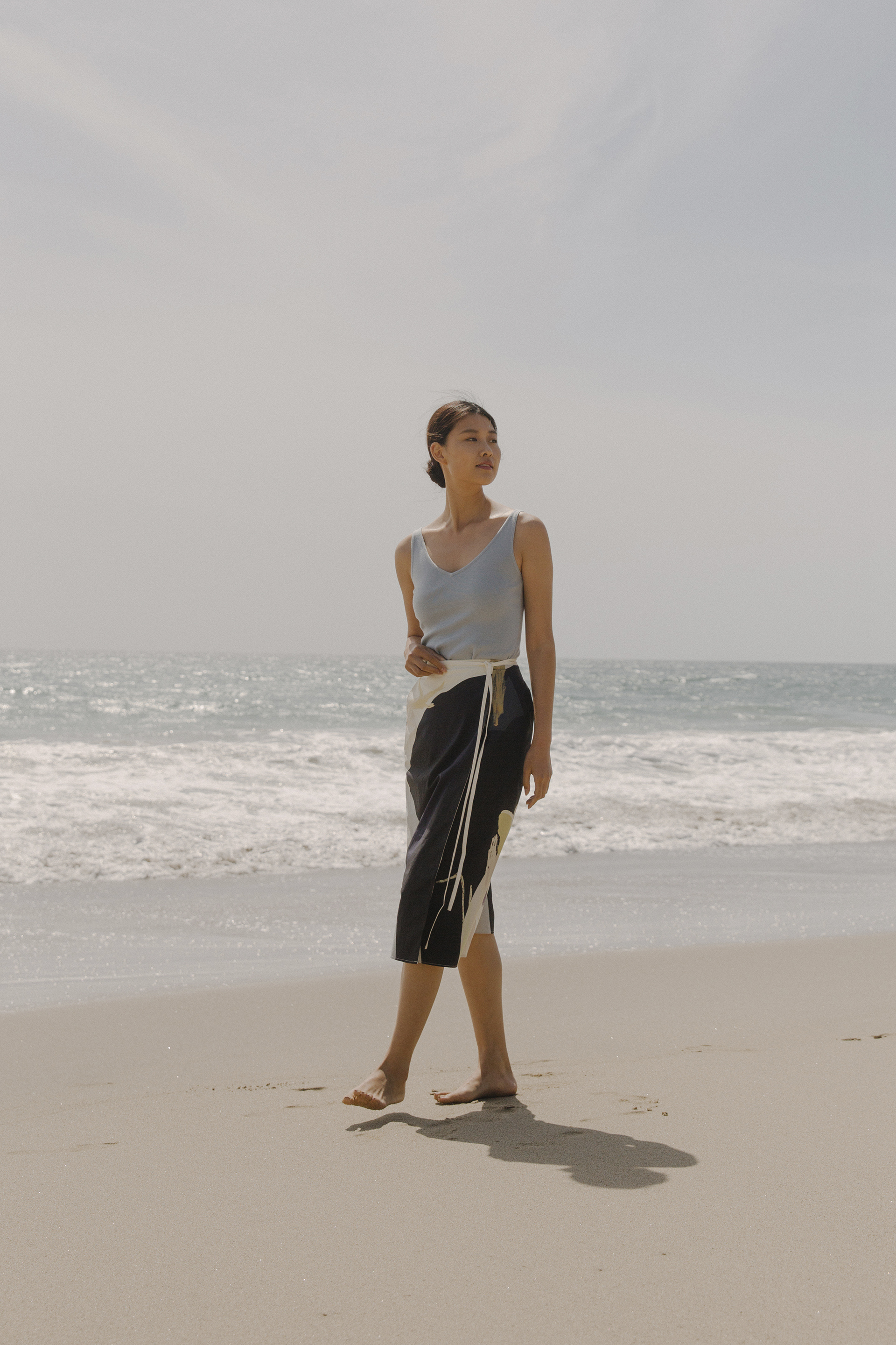 A Place To Be Wrap Skirt