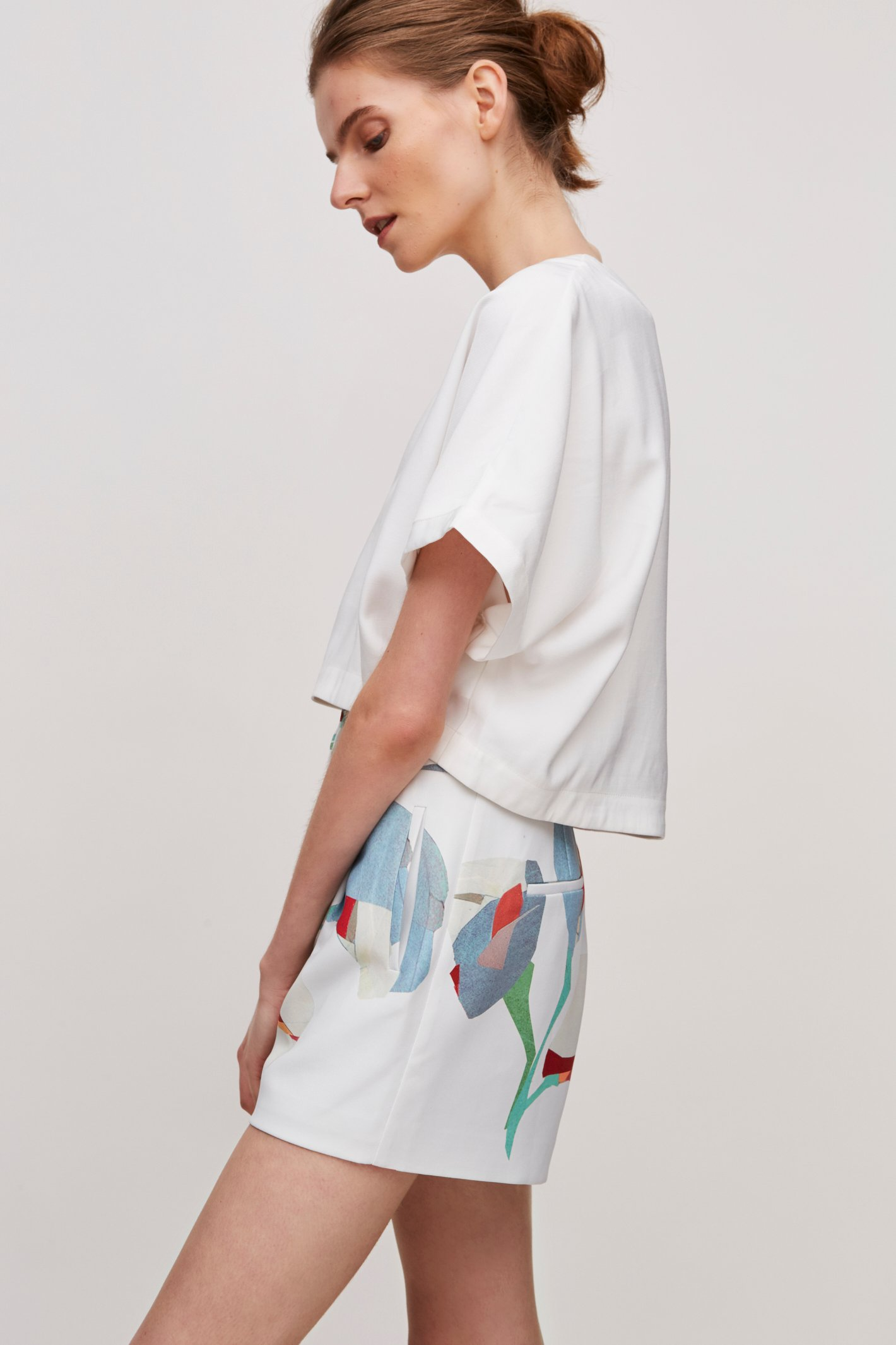 Tencel Cropped Top