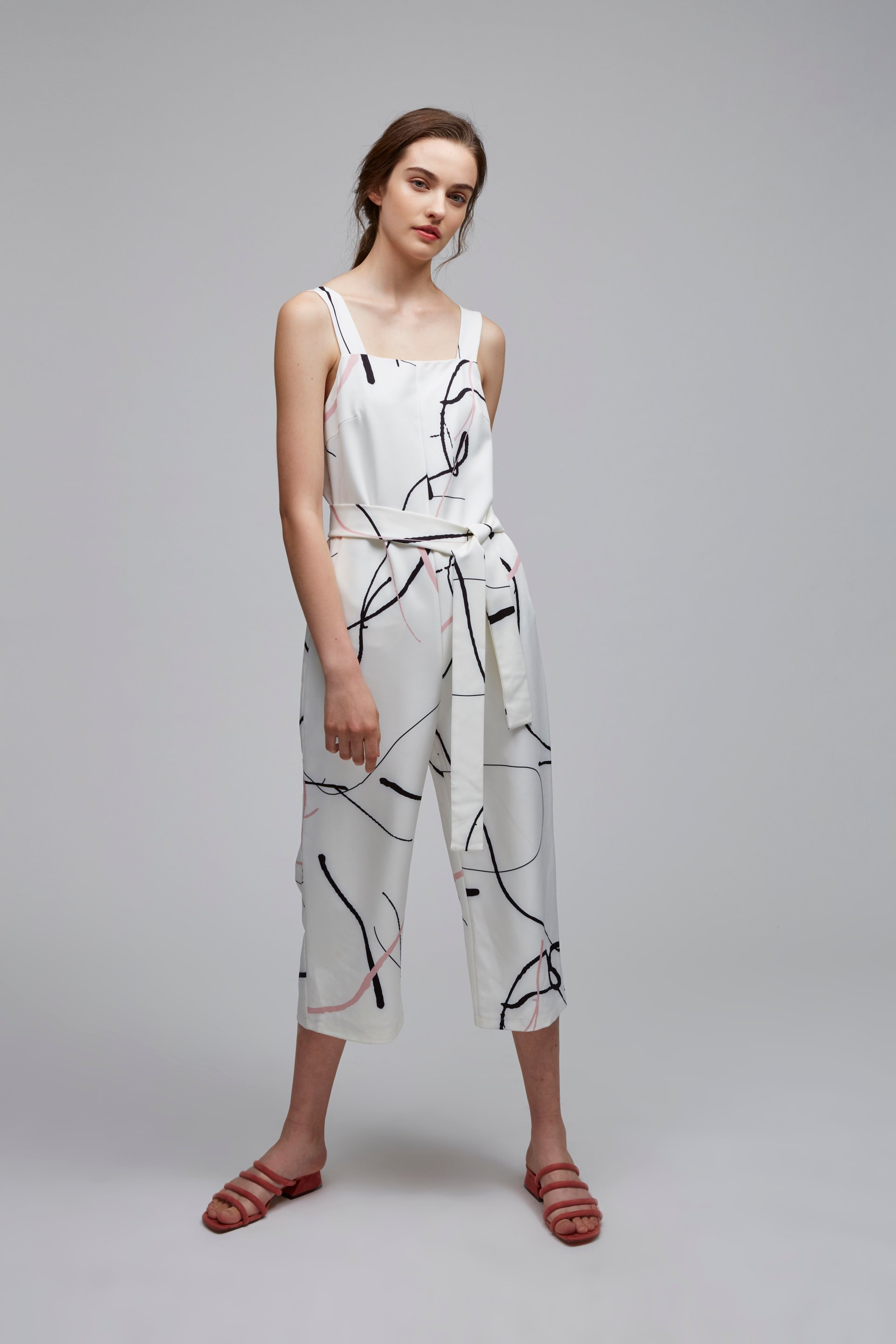 Canvas Jumpsuit